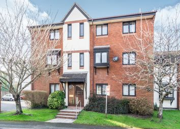 Thumbnail 2 bedroom flat for sale in Finch Close, Laira, Plymouth