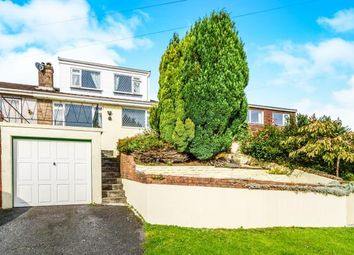 Thumbnail 4 bed semi-detached house for sale in Plympton, Devon, 22 South View