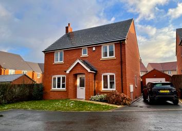 4 bed detached house for sale in Watkin Drive, Loughborough LE11