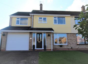 Thumbnail 4 bed semi-detached house for sale in Birch Croft, Whitchurch, Bristol