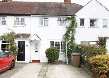 Thumbnail 2 bedroom terraced house for sale in Alberta Avenue, Sutton