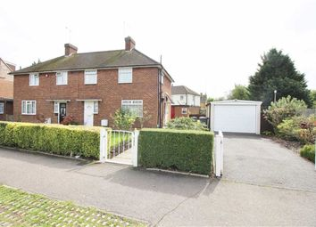 Thumbnail 3 bed semi-detached house for sale in Hartforde Road, Borehamwood