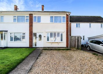 Thumbnail 3 bed end terrace house for sale in Brecon Close, Bideford