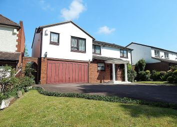 Thumbnail 6 bed detached house for sale in City Way, Rochester