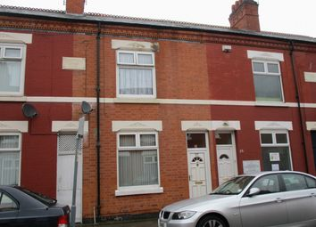 Thumbnail 3 bedroom terraced house for sale in Buller Road, Leicester