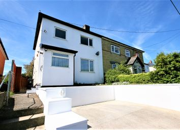 Thumbnail 3 bed semi-detached house for sale in Mill Lane, High Ongar
