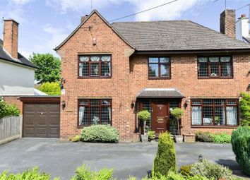 Thumbnail 4 bedroom detached house for sale in Pikemere Road, Alsager, Stoke-On-Trent, Cheshire