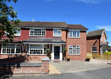 Thumbnail 4 bed semi-detached house for sale in Fountains Road, Bramhall, Stockport