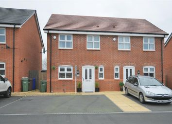 Thumbnail 2 bed semi-detached house for sale in Rectory Drive, Coppull, Chorley