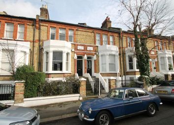 Thumbnail 5 bed terraced house to rent in Rozel Road, Clapham Old Town, London