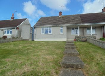 Thumbnail 1 bed semi-detached bungalow for sale in Bryn Seion, Solva, Haverfordwest, Pembrokeshire
