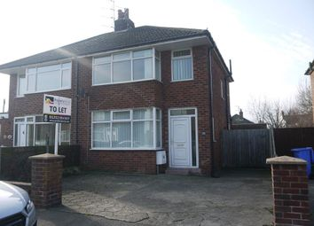 Thumbnail 3 bed property to rent in Springfield Drive, Thornton-Cleveleys, Thornton-Cleveleys