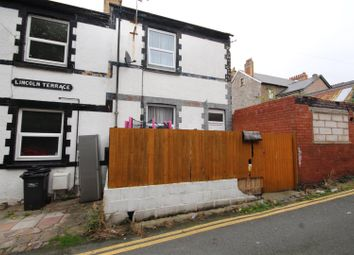 2 bed terraced house for sale in Lincoln Terrace, Colwyn Bay LL29