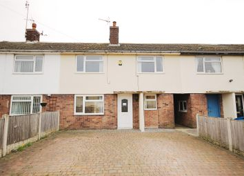 Thumbnail 3 bed town house for sale in Heather Avenue, Heath, Chesterfield