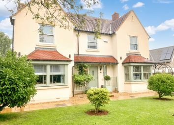 Thumbnail 4 bed detached house for sale in Harry Stoke Road, Stoke Gifford, Bristol