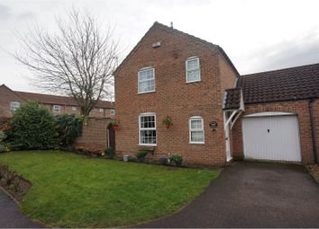 Thumbnail 3 bed link-detached house for sale in Holmes Way, Wragby