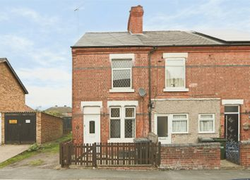Thumbnail 2 bed end terrace house for sale in Cavendish Street, Arnold, Nottingham