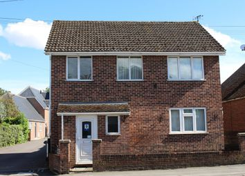 Thumbnail 3 bedroom detached house for sale in Oxford Street, Lambourn, Hungerford