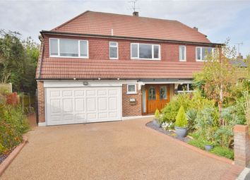Thumbnail 5 bed detached house for sale in Kenilworth Close, Billericay