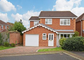 Thumbnail 4 bed detached house for sale in Welburn Close, Sandal, Wakefield