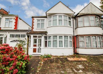 Thumbnail 3 bed semi-detached house for sale in Willowcourt Avenue, Kenton, Harrow
