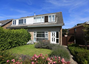 Thumbnail 3 bedroom semi-detached house for sale in Hogarth Walk, Plymstock, Plymouth