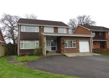 Thumbnail 5 bedroom detached house for sale in Warden Close, West End, Southampton