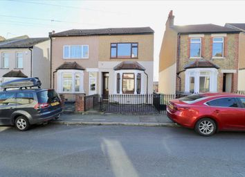 Thumbnail 3 bedroom end terrace house for sale in Barnfield Road, Belvedere