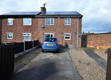 Thumbnail 2 bed semi-detached house for sale in Taylor Crescent, Sutton-In-Ashfield