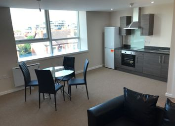 Thumbnail 1 bed flat for sale in Roberts House, Altrincham