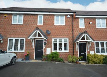 Thumbnail 2 bed terraced house for sale in Noble Way, Cheswick Green, Solihull