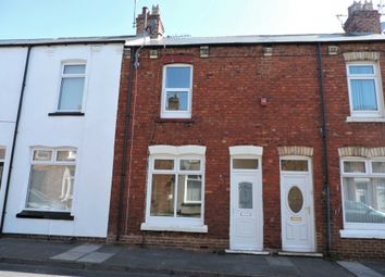 Thumbnail 2 bed semi-detached house for sale in Keswick Street, Hartlepool