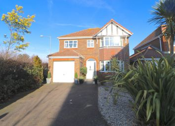 Thumbnail 4 bed detached house for sale in Hazel Grove, Bexhill-On-Sea, East Sussex