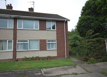 Thumbnail 2 bed flat to rent in Chelsea Close, Keynsham, Bristol