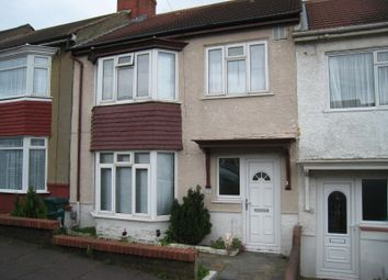 Thumbnail 3 bed terraced house for sale in Eastbourne Road, Close Brighton University