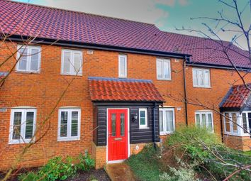 Thumbnail 2 bed terraced house for sale in Wroxham Road, Norwich