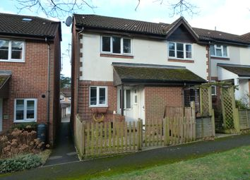 Thumbnail 2 bedroom end terrace house for sale in Spruce Avenue, Bordon