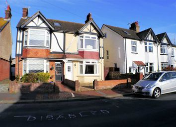 Thumbnail 3 bed semi-detached house for sale in Northfield Road, Worthing