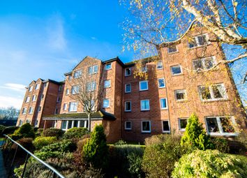 Thumbnail 1 bed flat for sale in Churchill Road, Kilmacolm