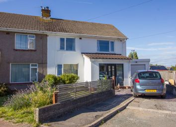3 bed semi-detached house for sale in Handel Close, Penarth CF64