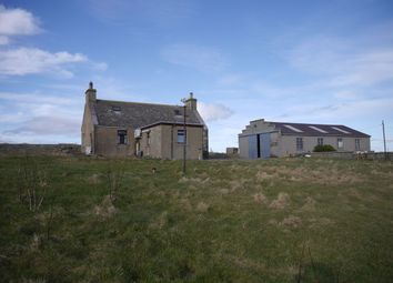 Thumbnail 1 bedroom detached house for sale in Flotta, Stromness