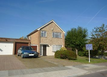 Thumbnail 3 bed detached house for sale in Langdon Shaw, Sidcup