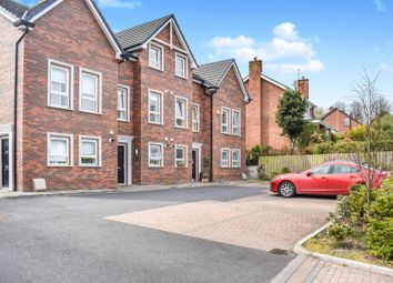 Thumbnail 4 bedroom town house for sale in Donegall Park Avenue, Belfast