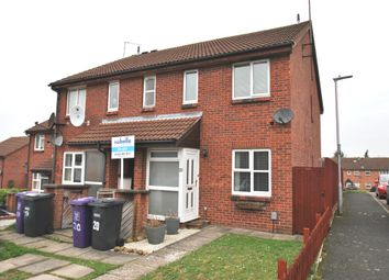 Thumbnail 1 bed maisonette to rent in Sanderling Close, Letchworth Garden City