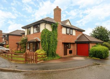 Thumbnail 4 bed detached house for sale in Knollys Close, Abingdon
