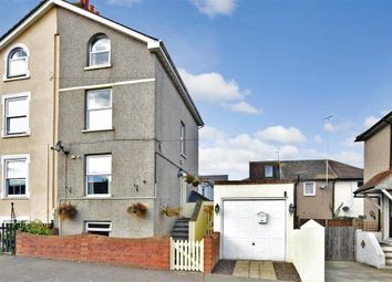 Thumbnail 4 bed semi-detached house for sale in Augustine Road, Gravesend, Kent