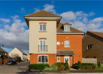 Thumbnail 4 bed detached house for sale in Shore View, Hampton, Peterborough