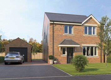 Thumbnail 4 bed detached house for sale in The Rosedene, The Croft II, Calow