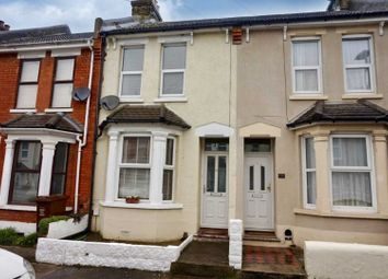 Thumbnail 2 bed terraced house for sale in Hayward Avenue, Rochester