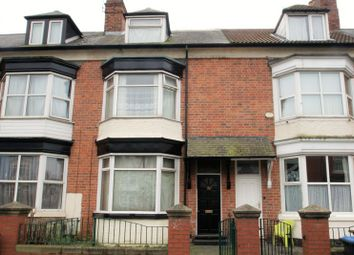 Thumbnail 6 bed terraced house for sale in Ayresome Street, Middlesbrough